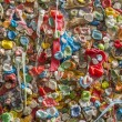 Gum Wall in Seattle — Stock Photo