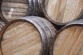 Wine Casks — Stock Photo