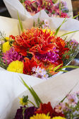 Fresh Flower Arrangement — Stock Photo
