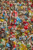 Gum Wall in Seattle — Stockfoto