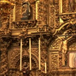 Baroque Retablo — Stock Video