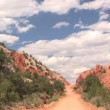 Grand Staircase Escalante National Monument, Time Lapse — Stock Video