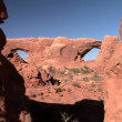 Arches National Park, — Stock Video #34319933