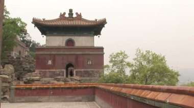 Temple of Sea of Wisdom, Summer Palace, Beijing, China