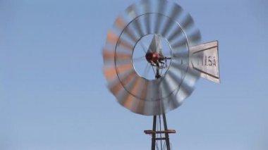 Windmill — Stock Video