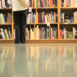 Book Shelves — Stock Video