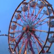 Ferris Wheel, time lapse — Stock Video