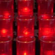 Prayer Candles — Stock Video