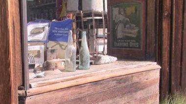 Ghost Town Merchants — Stock Video
