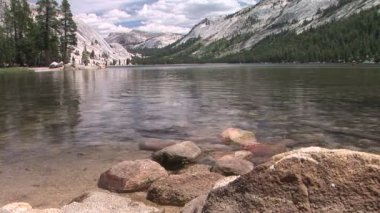 Mountain Lake — Stock Video