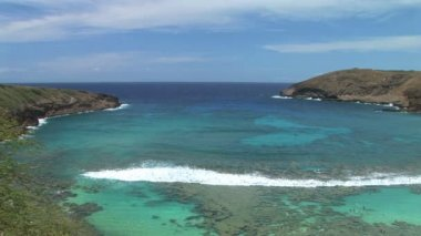 Hanauma Bay — Stock Video