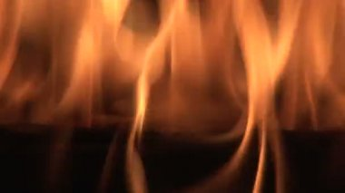 Close up of Flame — Stock Video #34320993