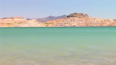 Lake Mead, Nevada — Stock Video