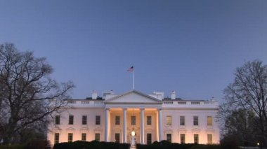The White House — Stock Video