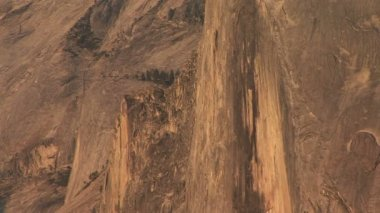 Half Dome, Yosemite National Park — Stock Video
