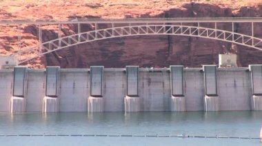 Glen Canyon Dam — Stock Video