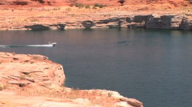 Lake Powell — Stockvideo