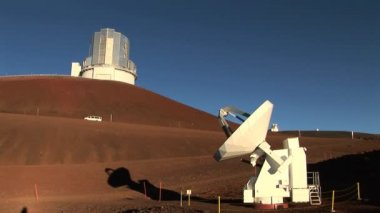 Telescope Observatory — Stock Video