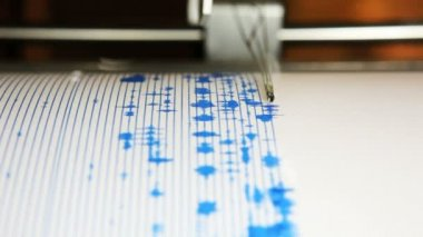 Seismograph — Stock Video