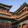 Yonghe Temple AKA Lama Temple in China — Stockfoto