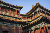 Yonghe Temple AKA Lama Temple in China — Stock Photo