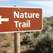 Nature Trail — Stok video