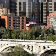 Stock Video: Downtown Calgary