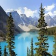 Moraine Lake, Time Lapse — Stock Video