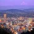 Stok video: Portland Time Lapse