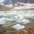 Melting Angel Glacier — Video Stock