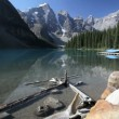 Moraine Lake — Stock Video