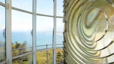Cape Blanco Lighthouse — Stock Video