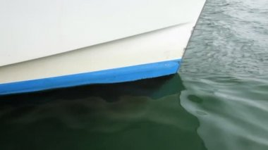 Boat in the Water — Stock Video #34414001