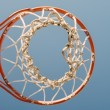 Stock Photo: Basketball Hoop