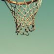Basketball Net — Stock Photo #38728579