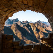 Tunnel in Great Wall of China — Stock Photo #39269613