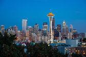 Seattle Skyline — Stock Photo