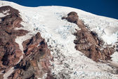 Glacier on  Mount Rainier — Foto Stock