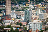 Downtown Portland Oregon — Stock Photo