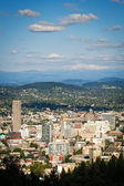 City of Portland Oregon — Stock Photo