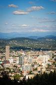 City of Portland Oregon — Stock Photo