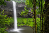 South Falls in Silver Falls State Park — Stock Photo