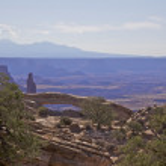 Mesa Arch, Canyonlands N.P. — Stock Photo #12135283