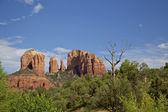 大聖堂岩アリゾナ州セドナ — ストック写真