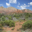 Red Rock Country Sedona Arizona - Stock Photo