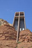 часовня святого креста — Стоковое фото