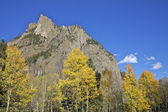 Colorado Mountain Scenic in Fall — Stock Photo