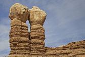 навахо близнецы — Стоковое фото