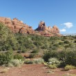 Stock Photo: Red Rock Country Scenic Arizona