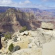 Grand Canyon Vista — Stock Photo